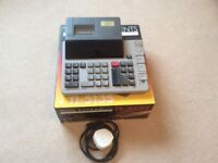 Texas Instruments caculator