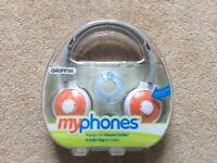 Griffin Myphones
