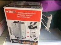 Weber grill/BBQ starter