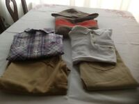 Bundle of boy's clothes 4/5 years old