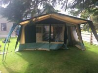 Conway Classic Trailer Tent - Excellent Condition