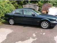 Jaguar x type 2.5 and, automatic spare/repair