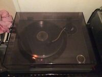 Sony tts8000 turntable with sme 3009 tonearm . May px .