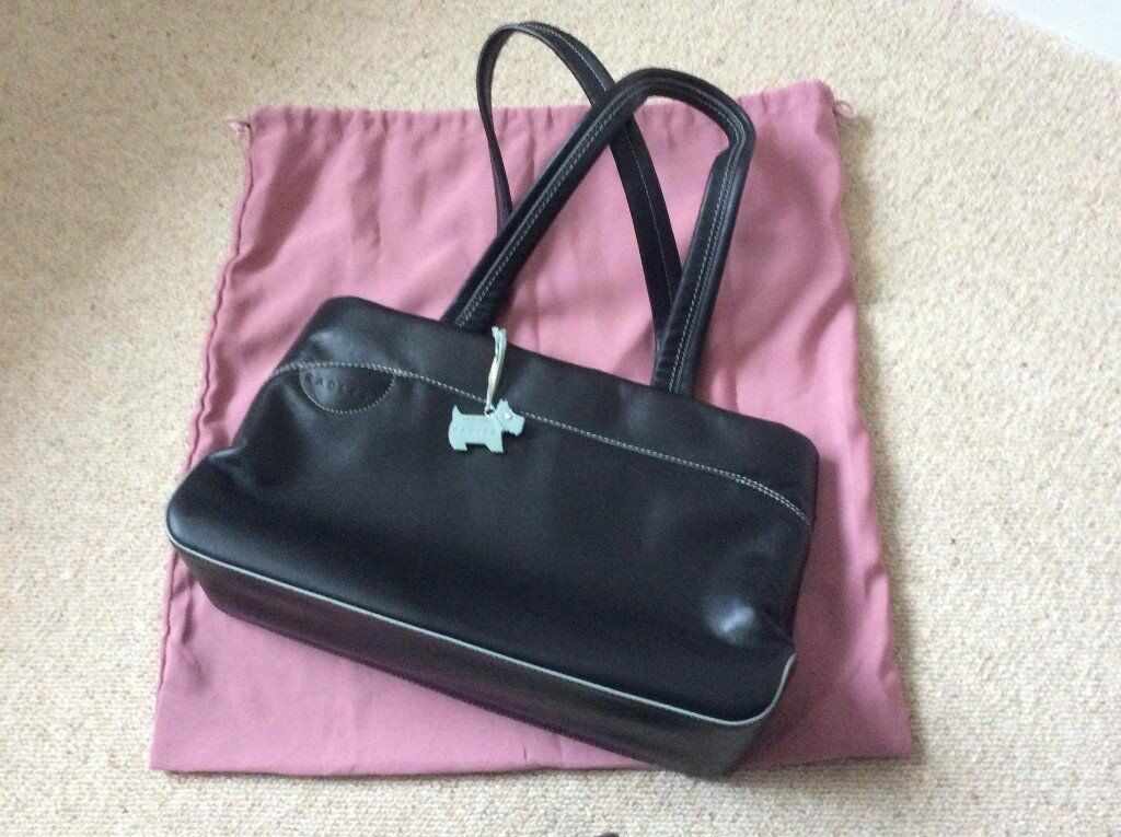 Radley handbag black never used unwanted present