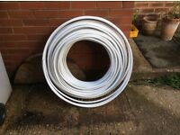 Plastic water piping (+100m)