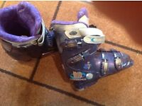 Rossignal ladies ski boots size 6
