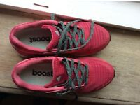 Adidas sequence boost trainers size 4.5