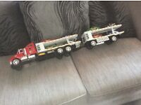 Toy car transporter