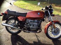 BMW r45 1979 Classic tourer