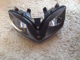 Motor Cycle Head Lamp