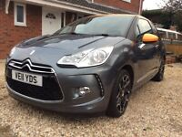 DS3 1.6 turbo DS Sport, 155 BHP .