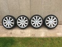 AUDI RS4 STYLE WHEELS