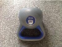 6kg dumbell