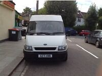 FORD TRANSIT VAN FOR SALE RUNS PERFECT! M.O.T TILL NEXT YEAR AUGUST. VERY CLEAN NO SCRATCH OR DENTS.