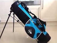 Junior Dunlop JR Tour Golf starter set, good condition