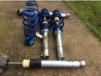 Coilovers to fit Bora/ Golf mk4 /Beetle