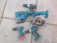 Mikita power tools