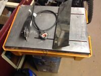 Tile cutter Diamanti Boart 240 V (FOR TWO)
