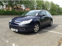 excellent condition automatic c4 full service, full year mot