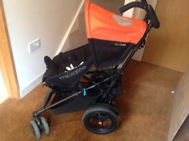 Micralite twofold pushchair. £150, immaculate condition.