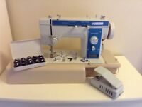 Janome New Home electric sewing machine