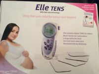 Elle TENS with Opti-max technology