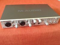 M Audio 1814 Audio Interface