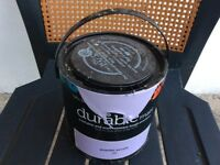 Powder purple durable paint