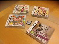 Nintendo DS Girls Game Bundle
