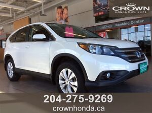 2014 HONDA CR-V EX - ONE OWNER, LOCAL TRADE! WITH REMOTE START!