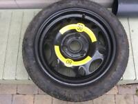 Smart Fortwo spare wheel New