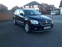 Dodge Caliber diesel vw engine full mot full history