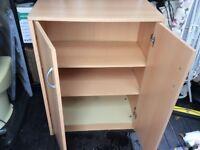 Cupboard unit shelving shelf for tv hi if storage cabinet light pine wood maple oak