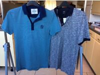 2 brand new extra small t-shirts