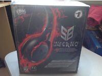 Brand new Sound Blaster inferno headset