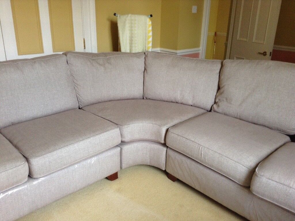 Abbey Curved Corner Sofa