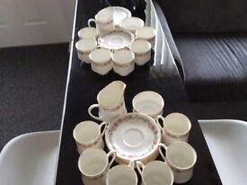 Porcelain. Paragon 'Belinda Pattern'.