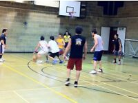 Adult Mens Wednesday Night Basketball Scrimmage