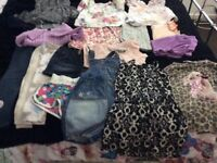 Girls Clothes Bundle age 2-3 Gap, Next, River Island and more