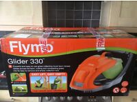 Flymo glider 330 hover lawn mower