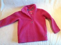 Joules jumper aged 4