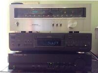 Pioneer TX608L FM / AM Hi Fi Tuner