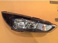 2015 2016 FORD FOCUS FACELIFT DRIVER SIDE HEADLIGHT
