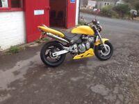 2000 Honda CB 600 Hornet