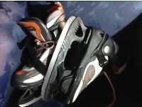 kids Ice skates - expandable from euro size 34, 35, 36