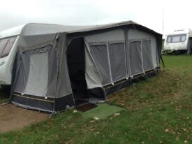 Caravan awning size 15