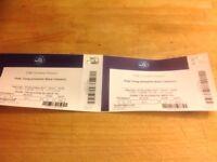 2 x tickets for Pete Tong Ibiza Classics concert Saturday 16th December £70