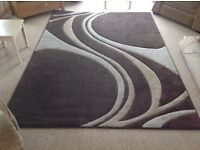 Large Rug In Excellent Condition