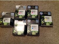 HP Printer cartridges