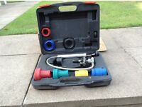 Car pressure tester